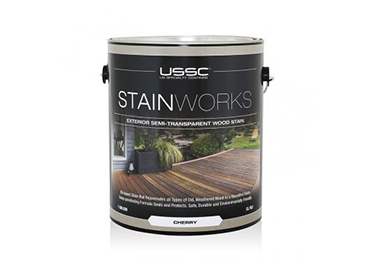 Exterior Wood Transparent Stain Water Based Low Voc