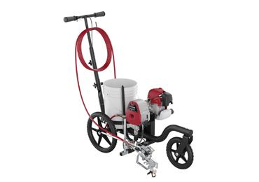 Buy athletic field line marking machines, aerosol paint machine