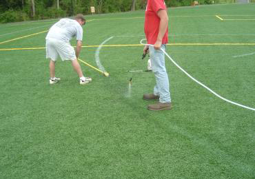Line Paint Logo Remover Artificial Grass Synthetic Turf