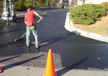 Waterbased Driveway Asphalt Sealers Coating-Sealer-Paint
