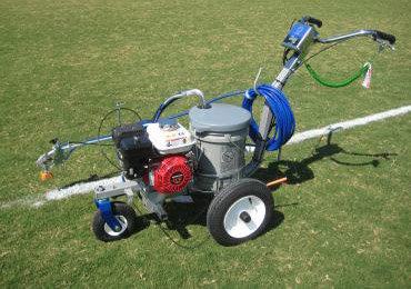 athletic field paint machine