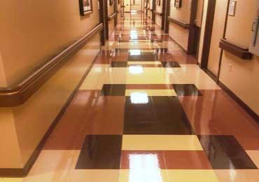 Hard Tough Flexible Scuff Resistant Clear Floor Finish Wax