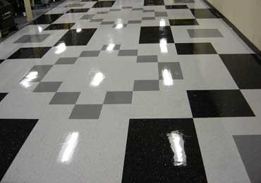 High Performance Floor Finish Wax Polish For Inexperience Rookie Users