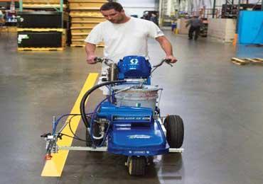 Graco Linelazer Es 1000 Electric Power Lining Marking