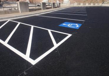 Car Park Painting Stencils