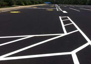 Traffic Line Marking Striping Highway Road Street Airport