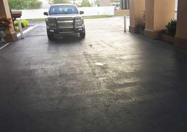Water Based Concrete Coating Concrete Repair Protective