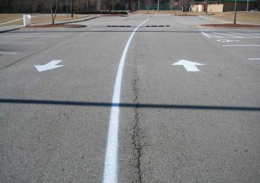 Aerosol Traffic Line Marking Striping Paint Parking Lots